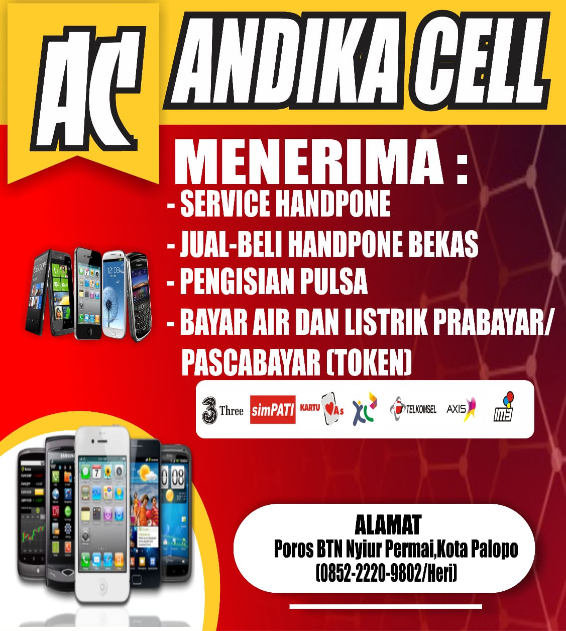 ANDIKA CELL
