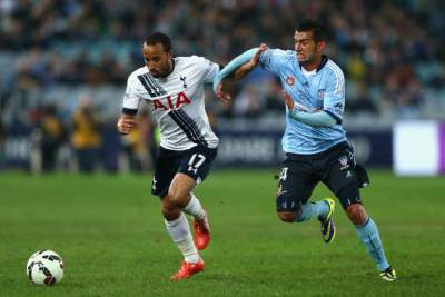Townsend offers a glimmer of hope