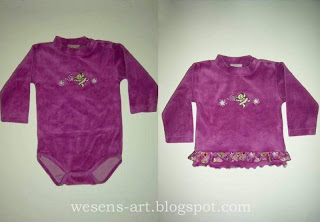 Onesie to sweater 1    wesens-art.blogspot.com