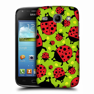 HEAD CASE BUGGED LIFE DESIGN HARD BACK CASE COVER FOR SAMSUNG GALAXY CORE I8260