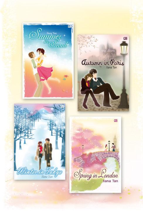 Download Novel Seasons to Remember by Ilana Tan Pdf