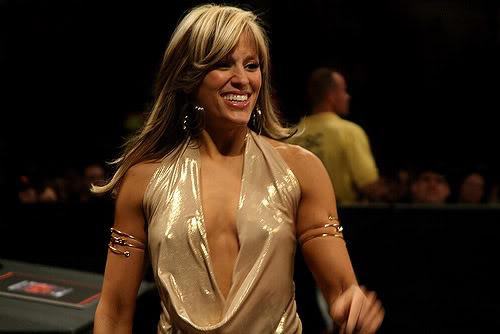 Lilian Garcia Sexy