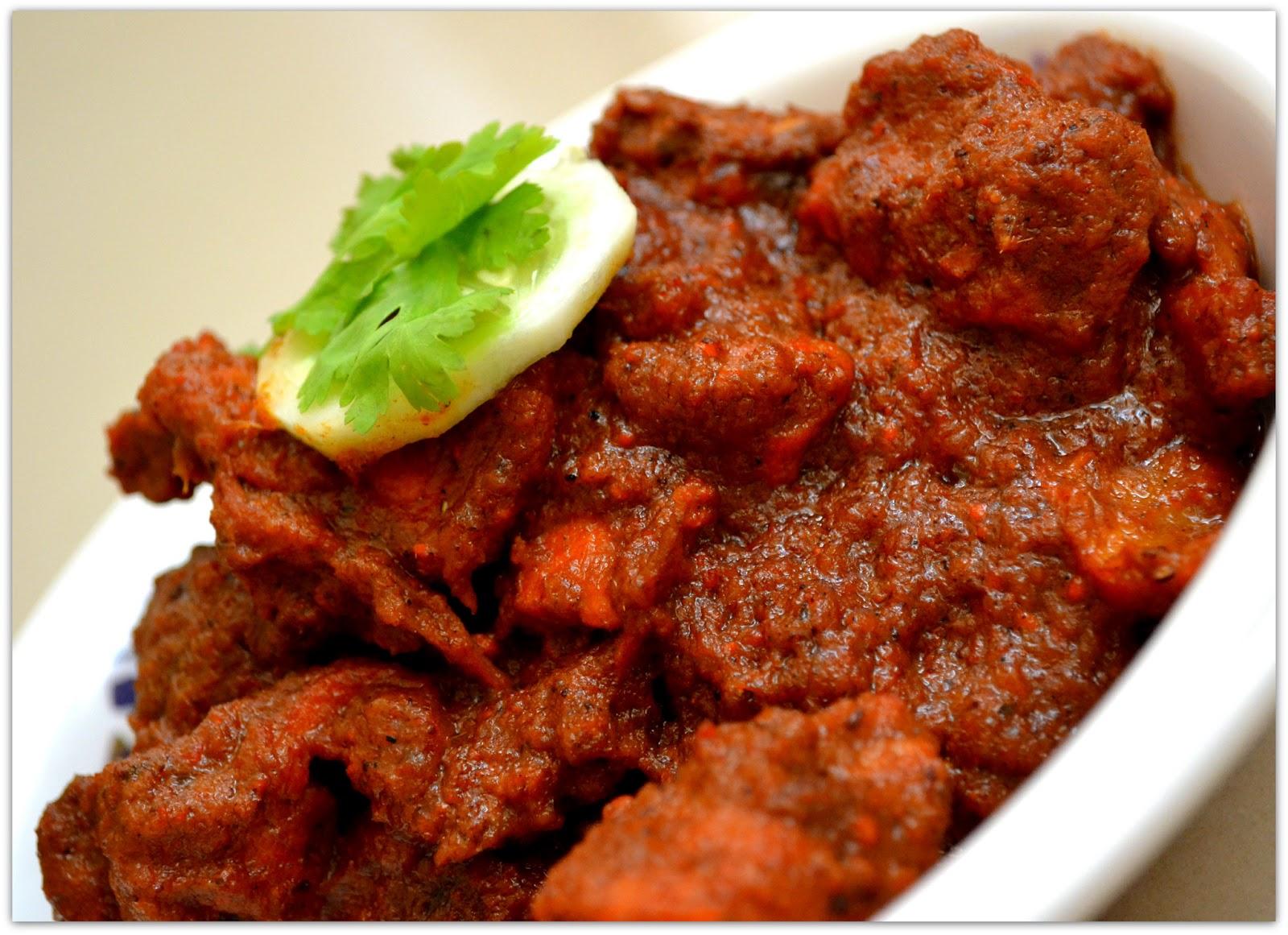 Kashmiri Chicken Curry | Harika's Kitchen Explorations