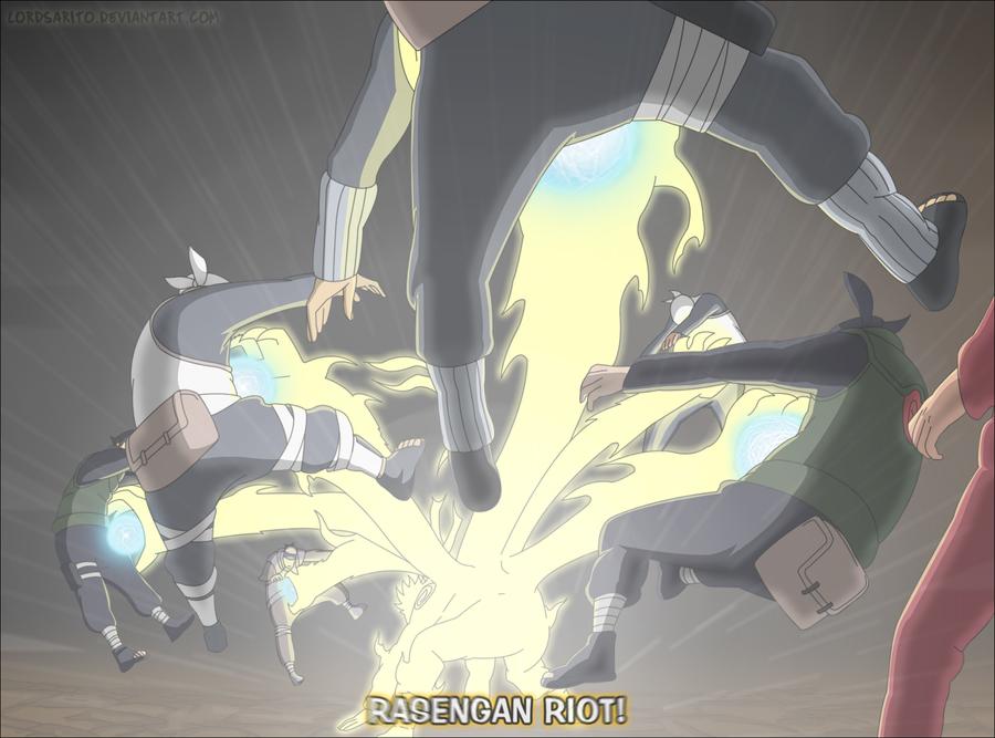 Naruto chap 547 Trang 19 - Mangak.info