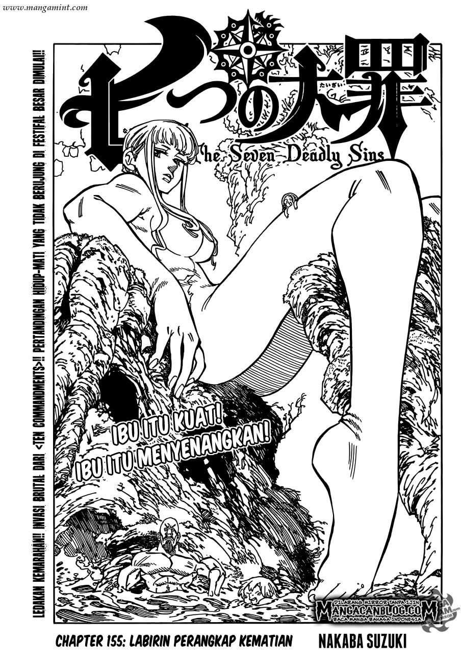 Komik nanatsu no taizai 155 - labirin perangkap kematian 156 Indonesia nanatsu no taizai 155 - labirin perangkap kematian Terbaru 1|Baca Manga Komik Indonesia