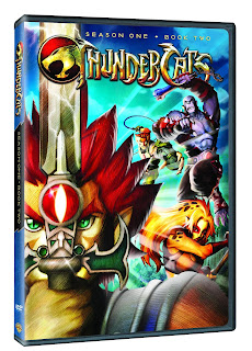 Thundercats Season on Thundercats Season 1  Book 2 Coming To Dvd On June 5th