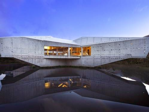 Tòa nhà Stamp tại Queensland, Úc - Kiến trúc sư Charles Wright thiết kế  (lọt vào danh sách công trình Nhà ở)