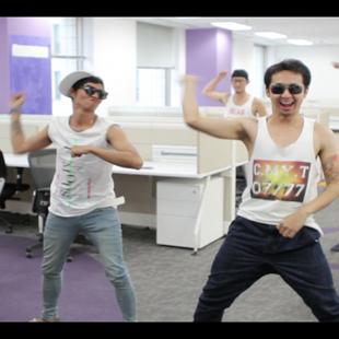 Gangnam Style, Video Tutorial Gangnam Style Terlengkap