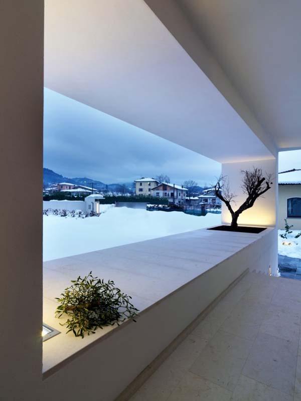 model rumah bergaya itali desain rumah minimalis