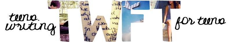 Teens Writing for Teens