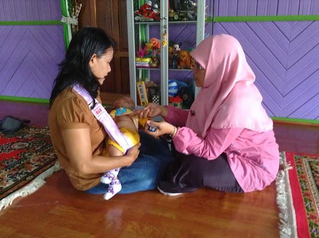 Pelayanan Kesehatan di Murung Keramat - Kabupaten Kapuas