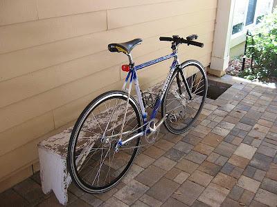 Desain Sepeda Fixie Italia