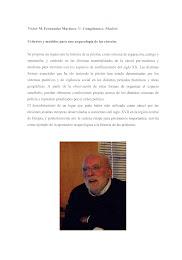 Víctor M. Fernández