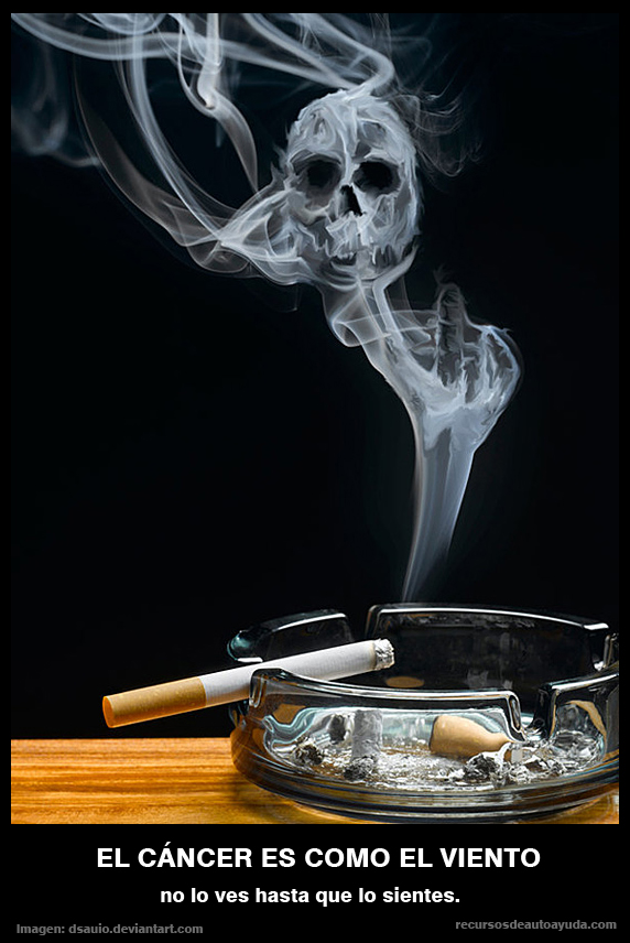 Anécdota sobre el tabaco.
