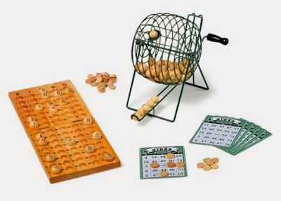 El clásico juego del bingo