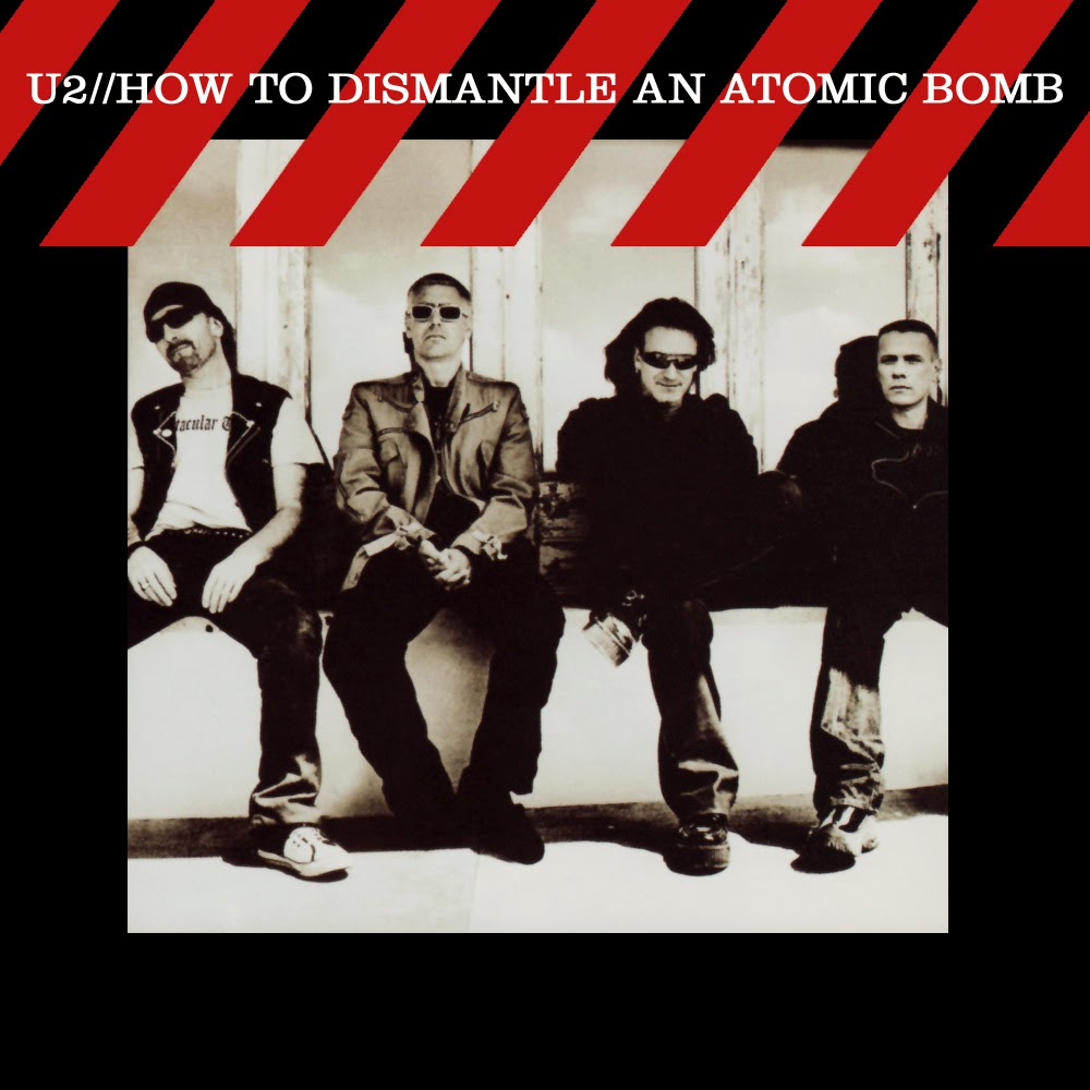 How to Dismantle an Atomic Bomb – U2