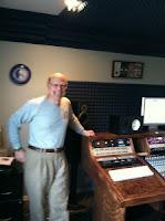 Room tuning expert Bob Hodas