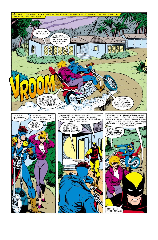 Captain America (1968) Issue #336 #265 - English 10