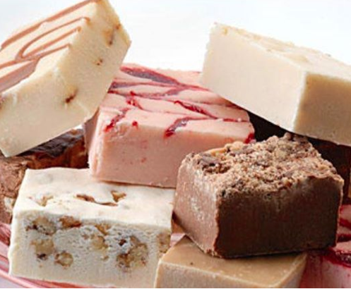 16 Flavors of Fudge