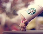 Starbuck's.