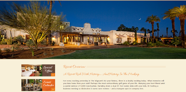 top-notch resort in Arizona