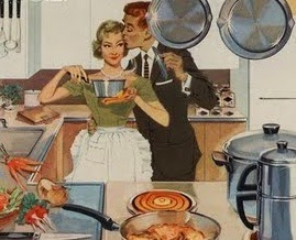 Queers in the Kitchen 1950s Housewife