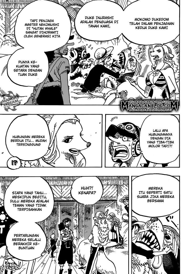 Dilarang COPAS - situs resmi www.mangacanblog.com - Komik one piece 809 - master nekomamushi 810 Indonesia one piece 809 - master nekomamushi Terbaru 8|Baca Manga Komik Indonesia|Mangacan