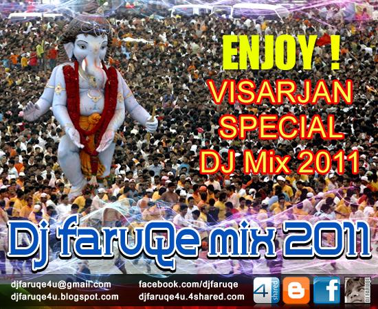 DJ FARUQE REMIX ZONE: GANPATI BHAKTI Mix 2011 PART-3