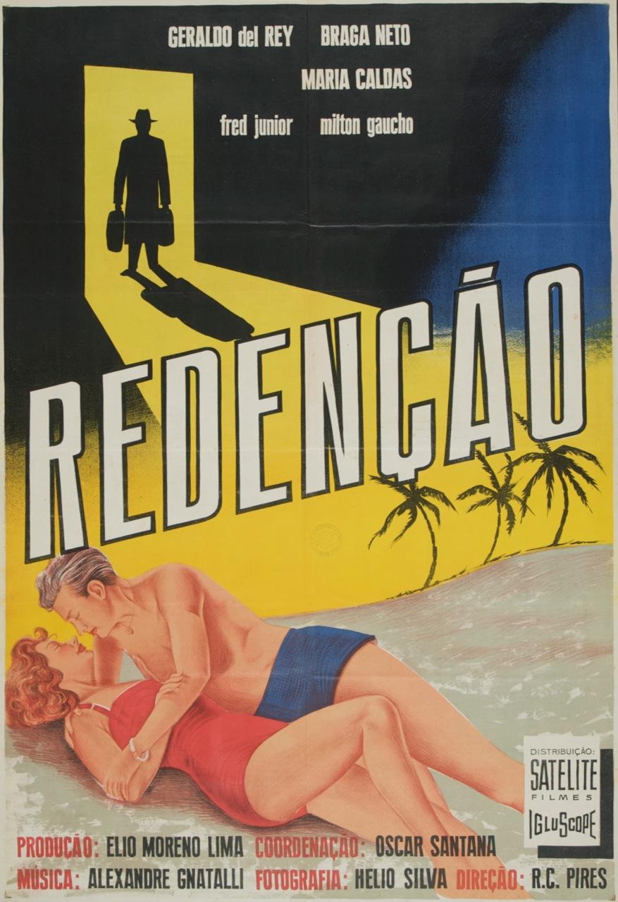 Resultado de imagem para filme redenção 1959