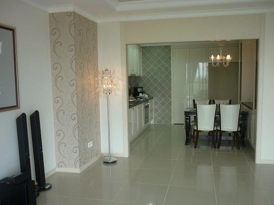 Không gian căn hộ