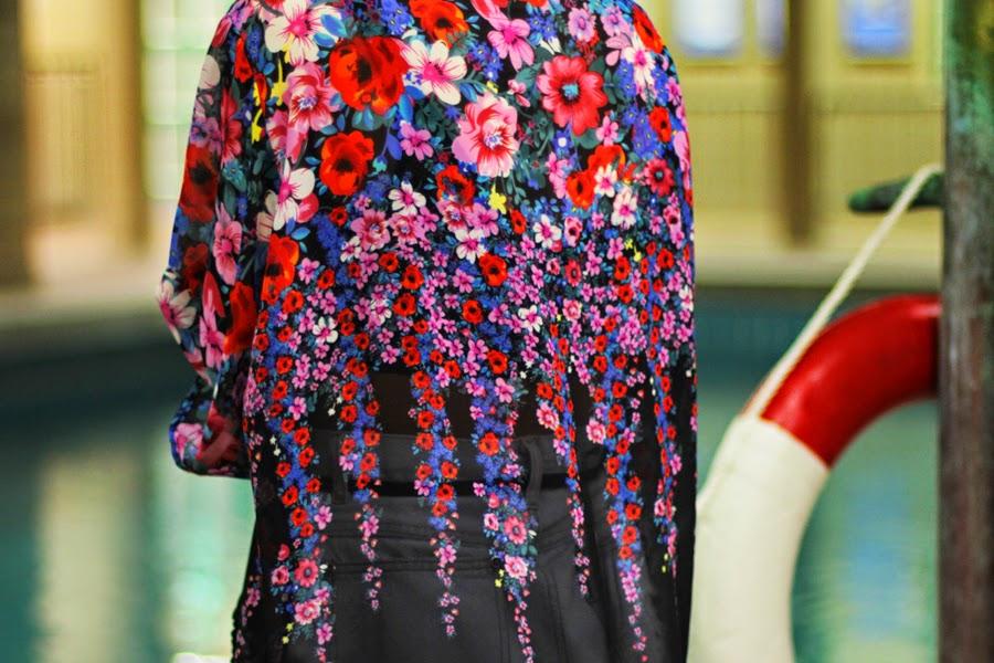 esprit event berlin fashion kimono