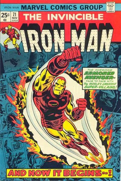 Iron Man #71