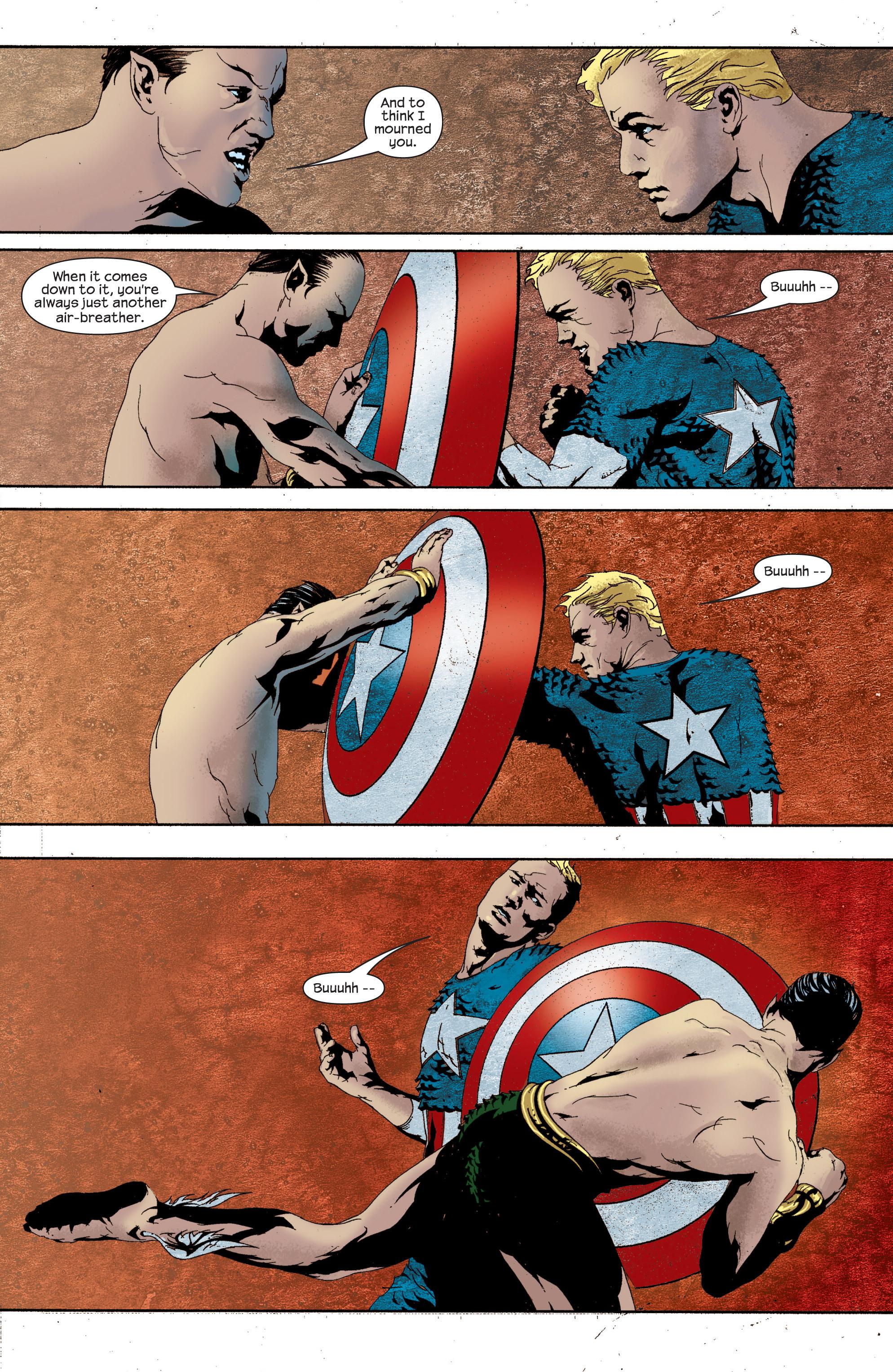 Captain America (2002) Issue #12 #13 - English 18