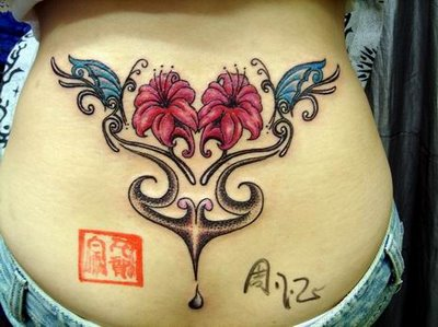 Butterfly Tattoos Ideas on Butterfly Tattoos Designs   Religious Tattoos