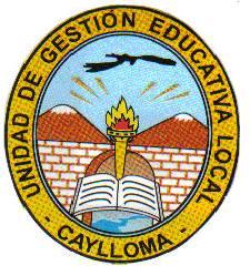 UGEL CAYLLOMA