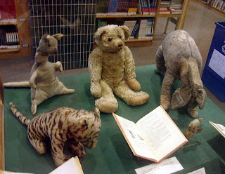 Original Winnie the Pooh Toys - Wikimedia Commons Public Domain