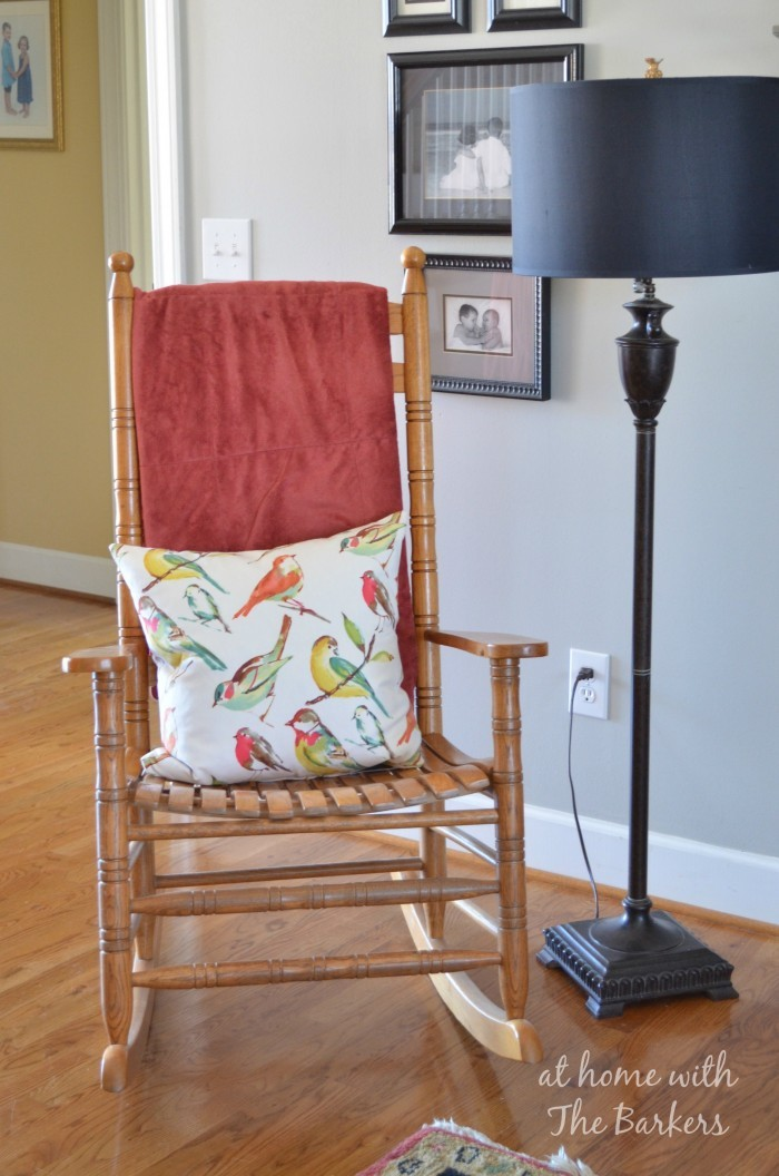From My Front Porch To Yours- How I Found  My Style  Sundays-At Home With The Barkers