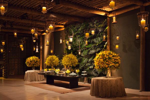 decoracao de casamento na cor amarela : Nossos achados: Casamento - Decora??o Amarela e Fendi