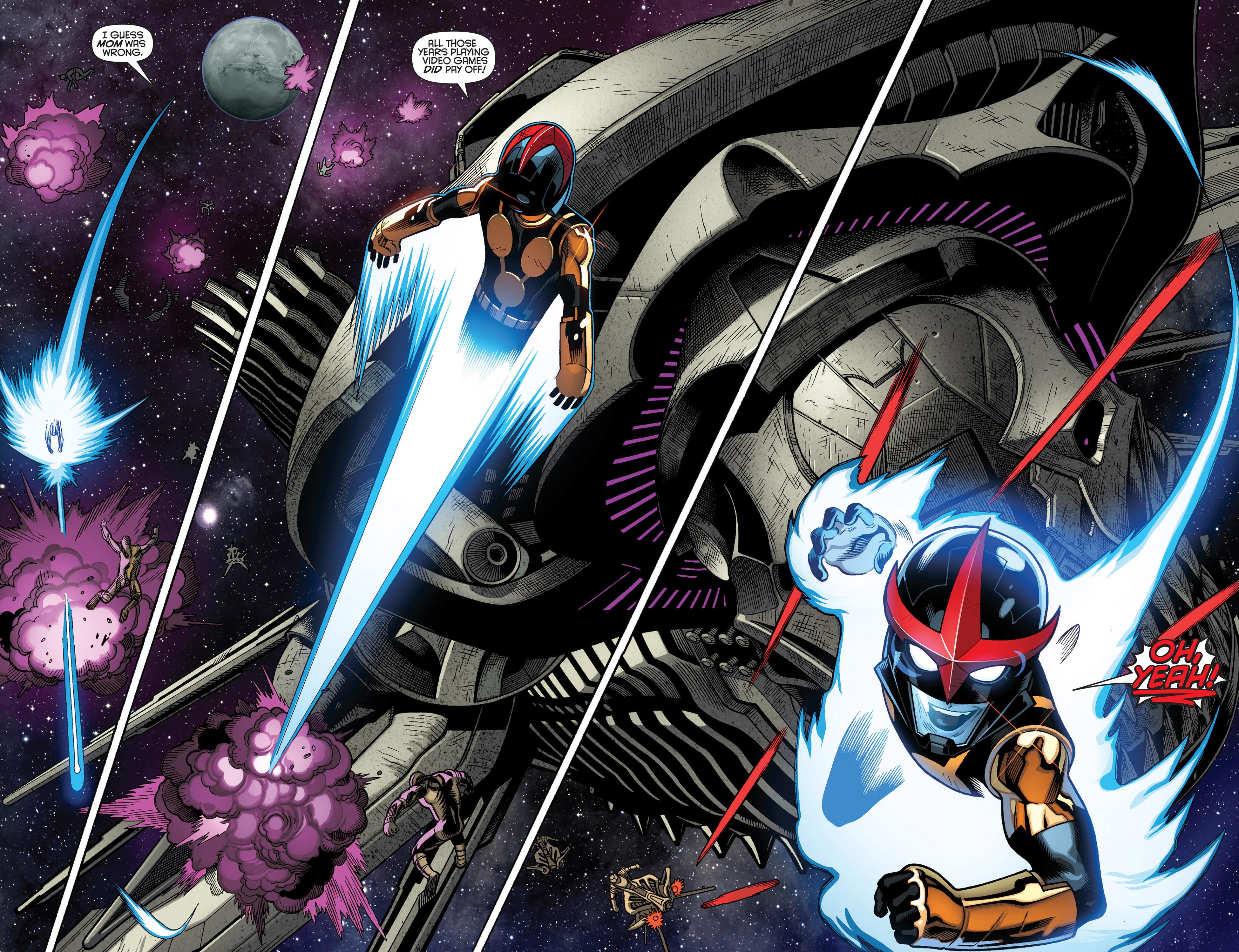 Nova (2013) - Chapter  4   pic 5