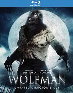 The Wolfman (2010) UNRATED BRRip 600MB Free Movie Download Mediafire 300mkv
