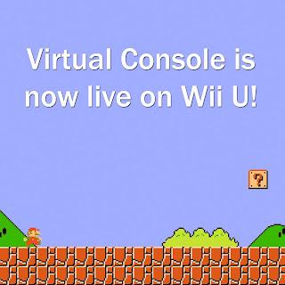 wii u virtual console live Wii U Virtual Console Live!
