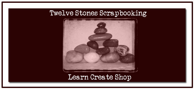 Twelve Stones Scrapbooking