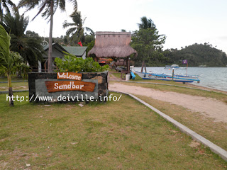 Island Hopping at Sandbar Resort Puerto Galera 1
