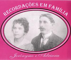 Adriana e Jerônimo