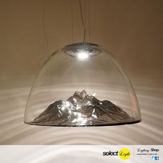 Mountain View lamp - Dima Loginoff