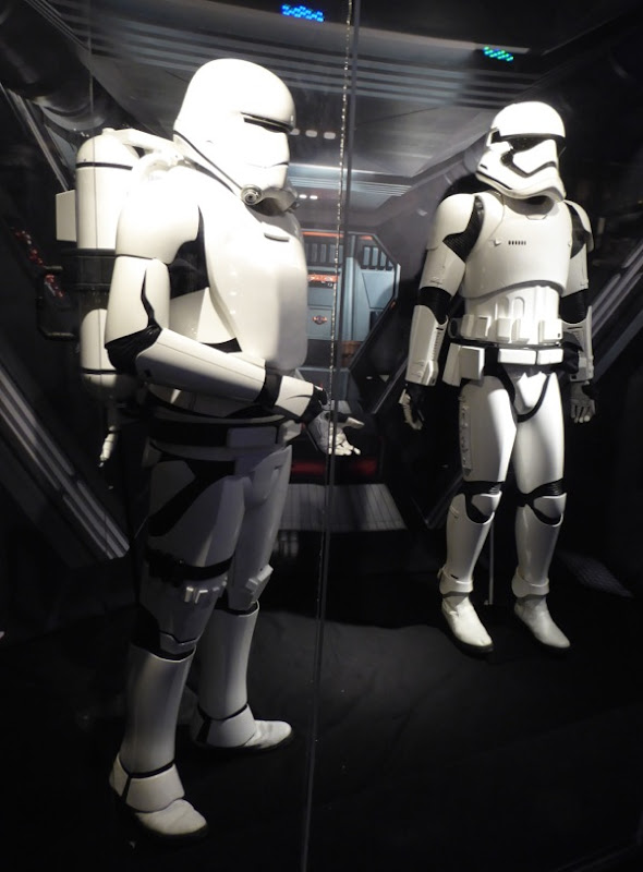 Star Wars Force Awakens First Order Stormtrooper costumes