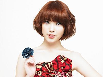 IU Kpop Singer