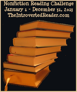 Nonfiction Challenge hosted at The Introverted Reader