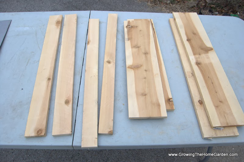how to find straight wood
