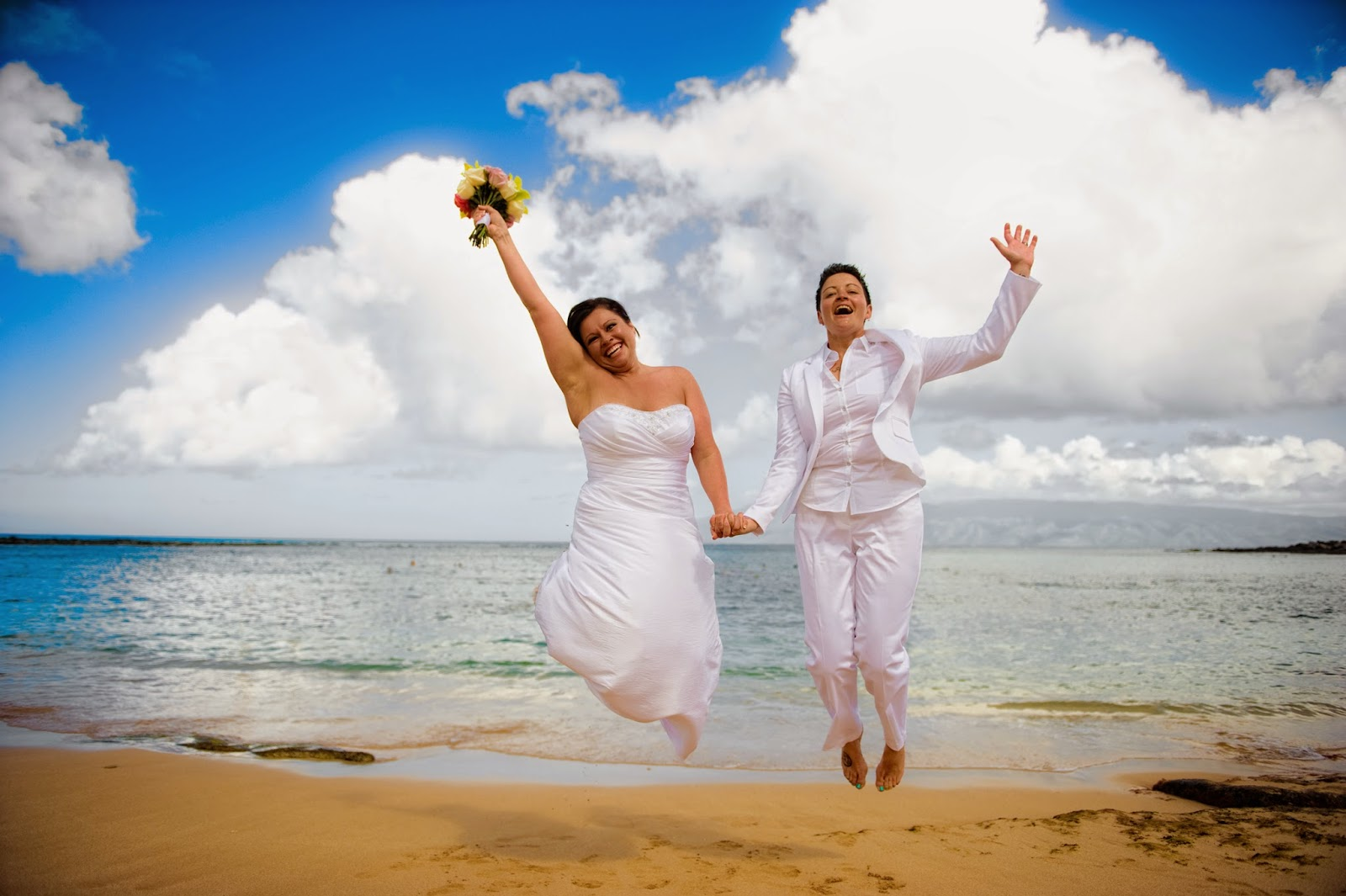 maui gay weddings, maui gay wedding planners, maui gay wedding photographers